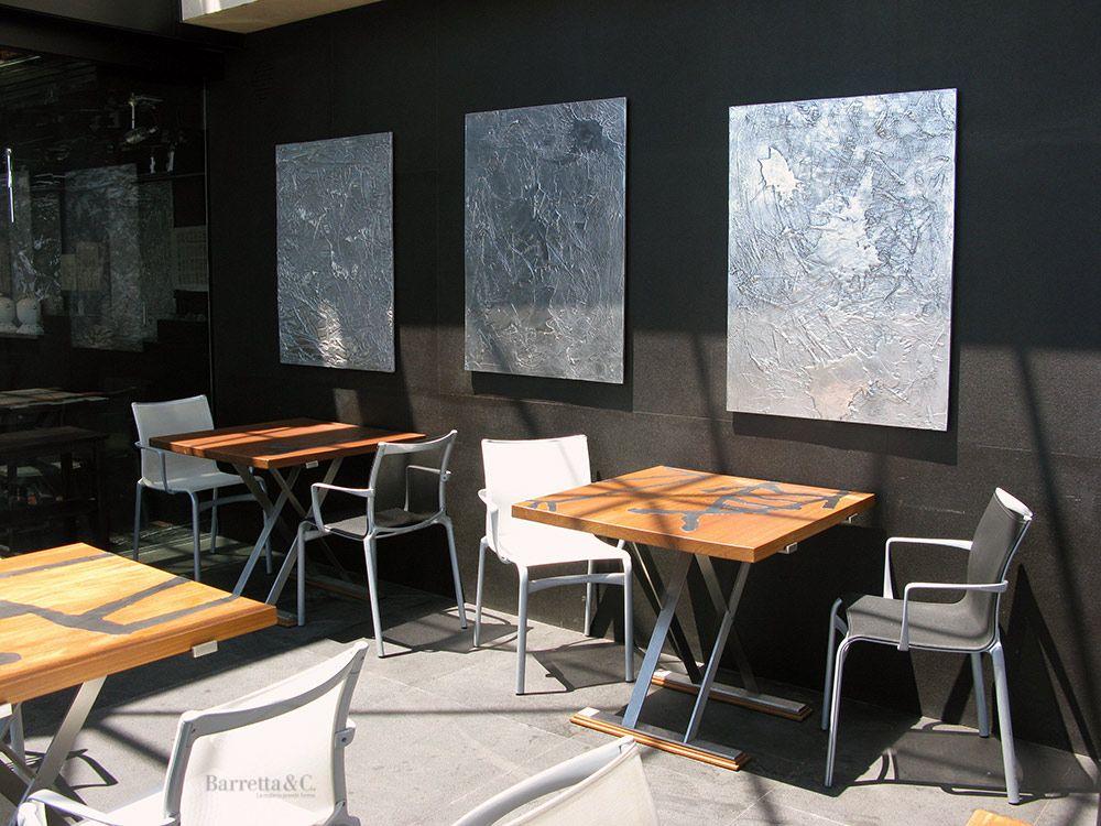 Arredamenti bar napoli ombrelloni da giardino with for Arredo bar napoli